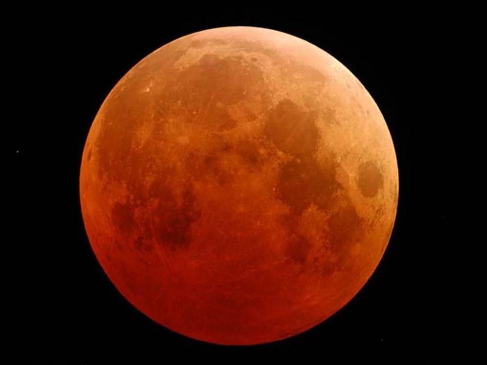Super Blue Blood Moon Eclipse - 1