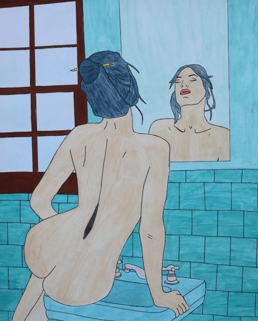 6 Sensual Illustrations