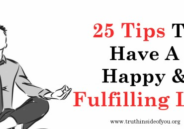 Happy & Fulfilling Life