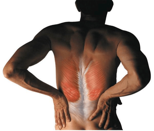 1. Aches, pain, and tension in muscles