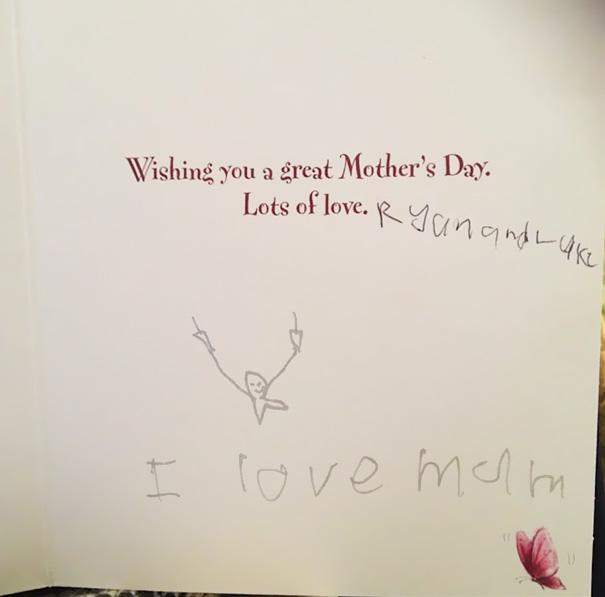 10. Love You Mom