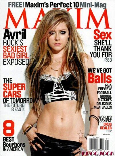 12. Avril Lavigne