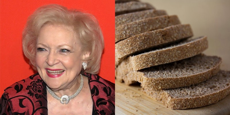 12. Betty White is older than sliced bread.