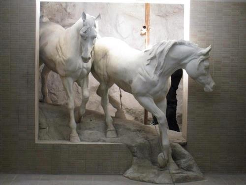 19. Art Comes To Life, Karaj, Iran.