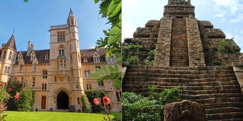 3. Oxford University is older than the Aztecs.