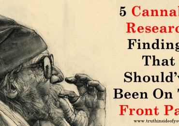 5 Cannabis Research Findings That Should've Been On The Front Page