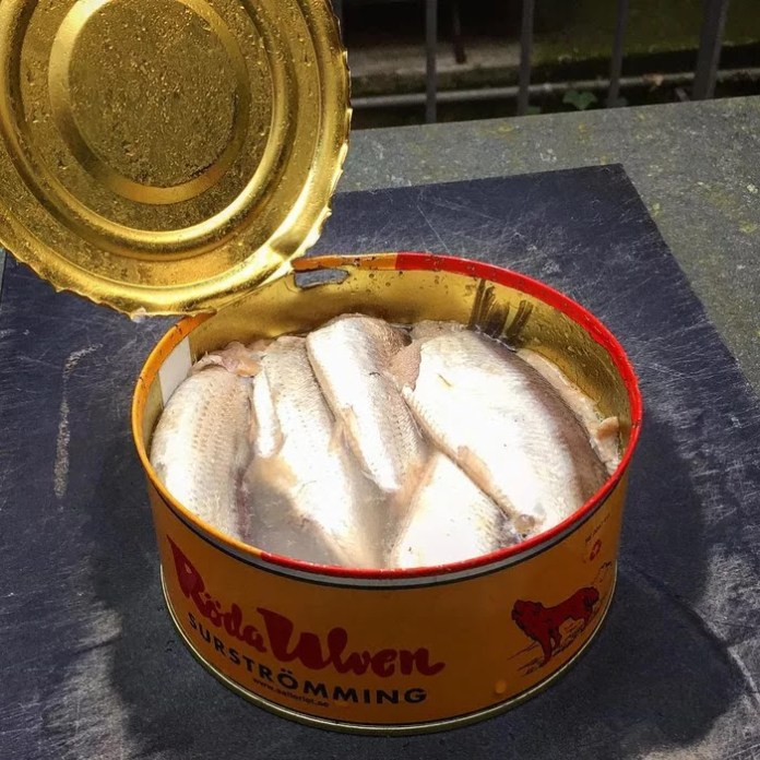 20. Surströmming, Sweden