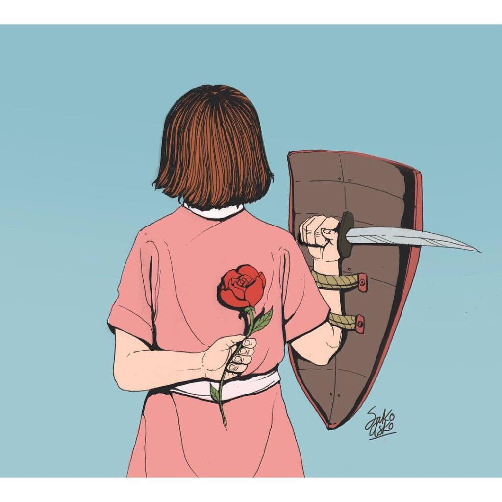 Powerful Contradictory Illustrations Telling The Truth About People And Society-3