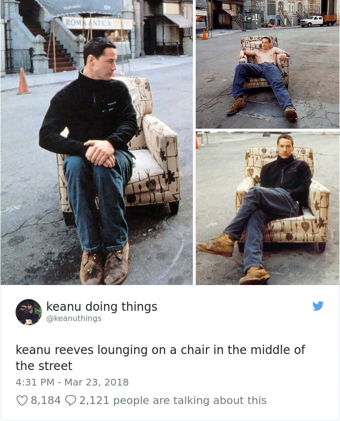 We Couldn't Stop Laughing When We Saw These 26 Hilarious Pictures Of Keanu Reeves (24)