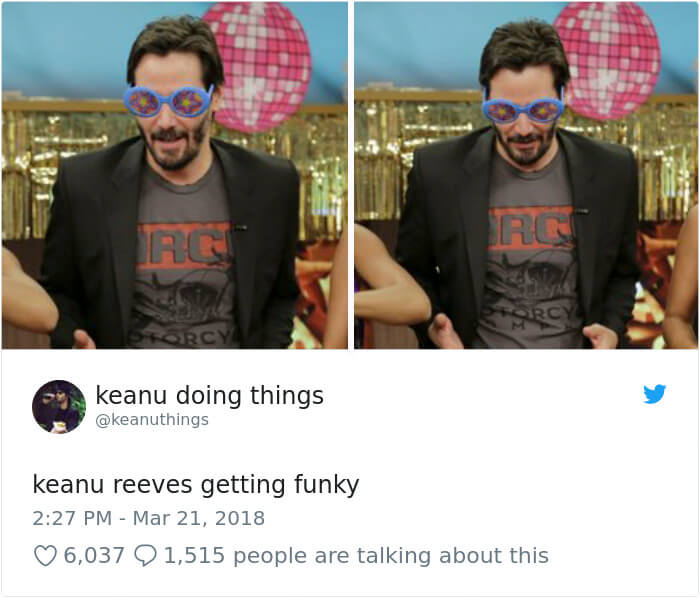 We Couldn't Stop Laughing When We Saw These 26 Hilarious Pictures Of Keanu Reeves (25)