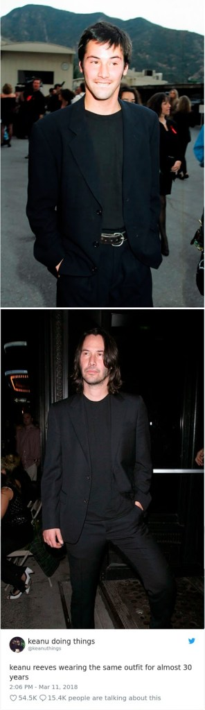 We Couldn't Stop Laughing When We Saw These 26 Hilarious Pictures Of Keanu Reeves (8)