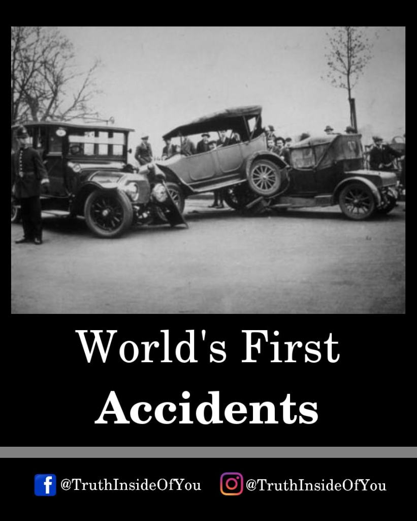 1. World's First Accident
