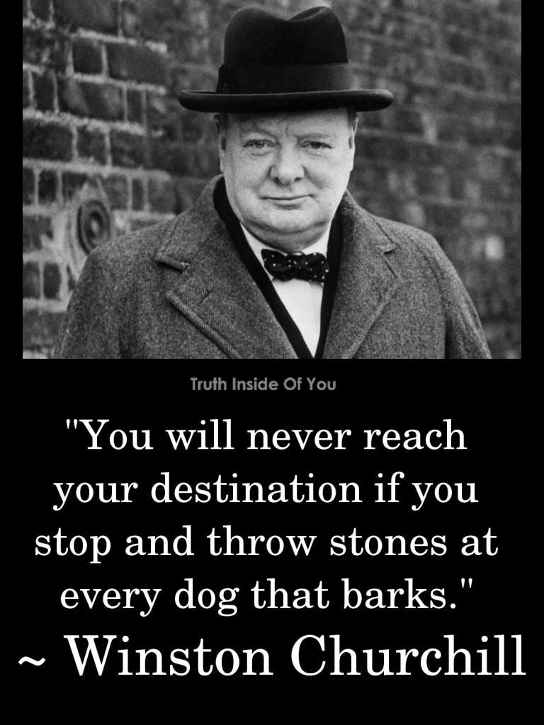 19. Winston S. Churchill