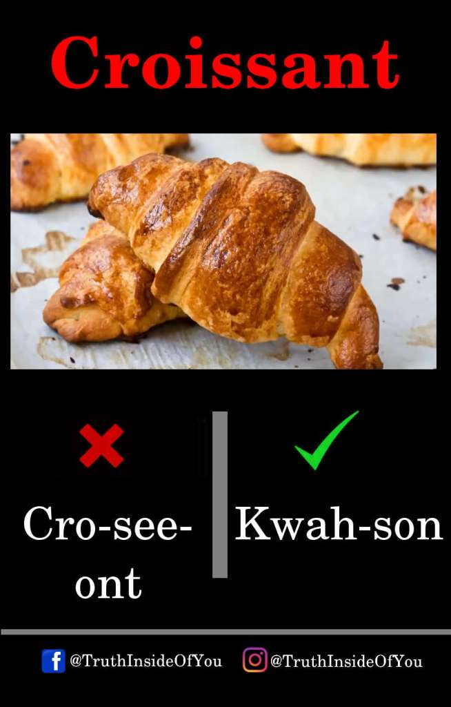 4. Croissant