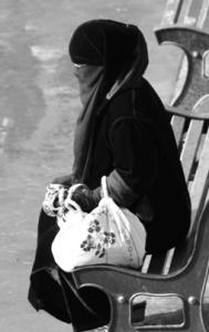 Islam lady