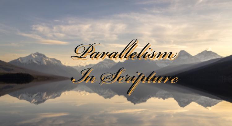 Parallelism In Scripture