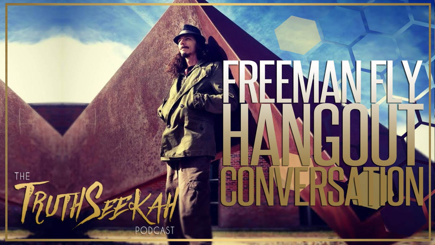 Hangout Conversation With Freeman Fly Talking About Conspiracies
