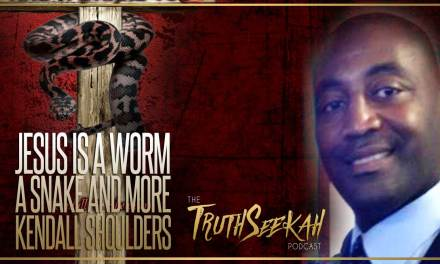 Biblical Prophecies   Jesus Is A Worm A Snake And More   Kendall Shoulders