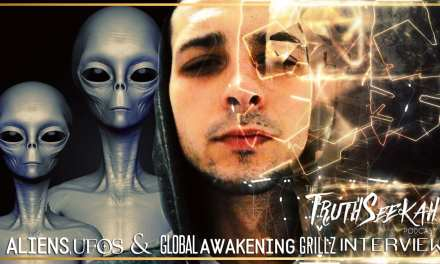 Aliens, UFOs & Global Awakening   Grillz Interview