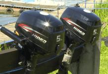 Motory vodní nádrž Rozkoš