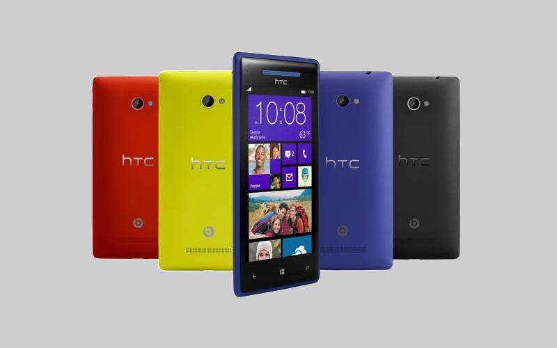 HTC 8x, WP8 Smartphone, Windows Phone 8 Device