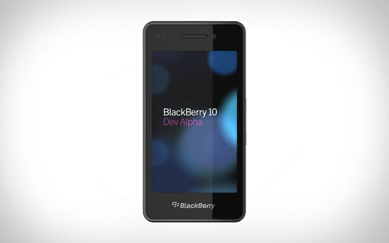 BB10 Dev Alpha, BlackBerry 10 Launch, Research in Motion smartphone