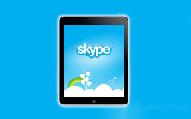Skype for iPad latest update, Skype on Apple iPad, Apple tablet calling and messaging
