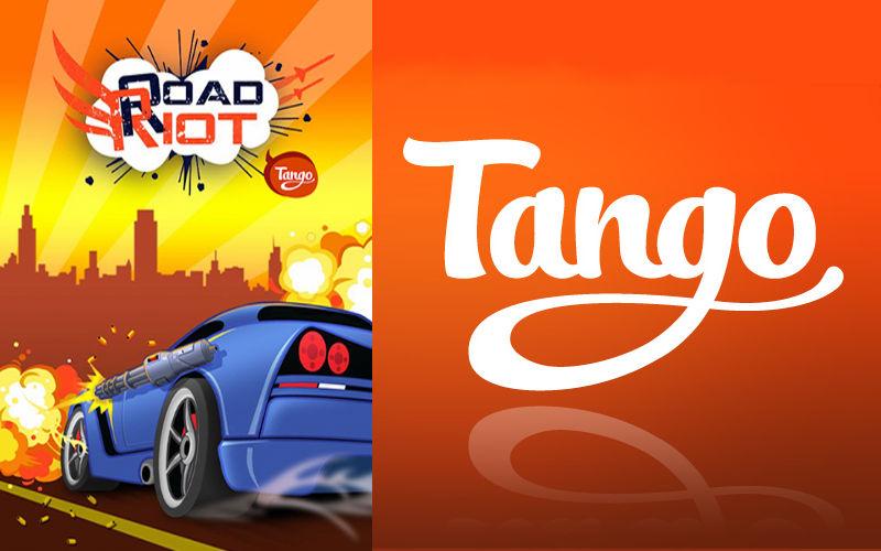 Road Riot for Tango, Tango games, Tango social app