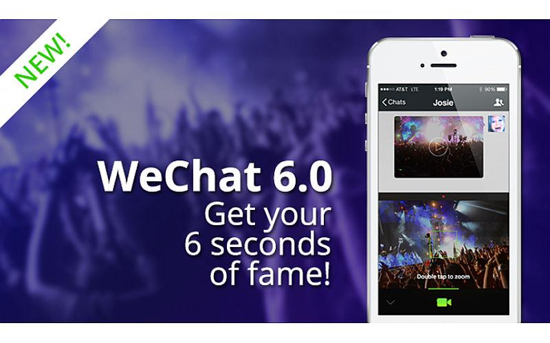 WeChat 6, Wechat update, WEChat news