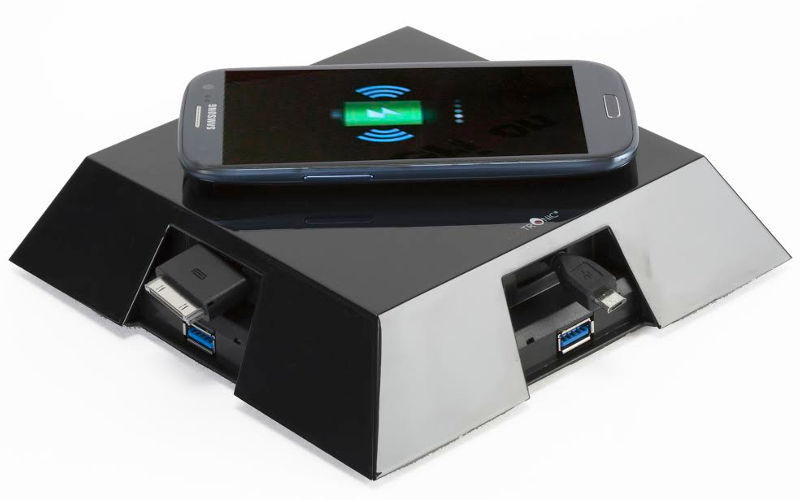HUB IT Wireless charger, USB chargers, Qi Wireless Chargers