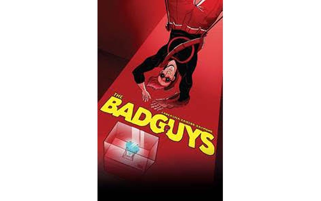 The Bad Guys, digital comic books, messaging apps