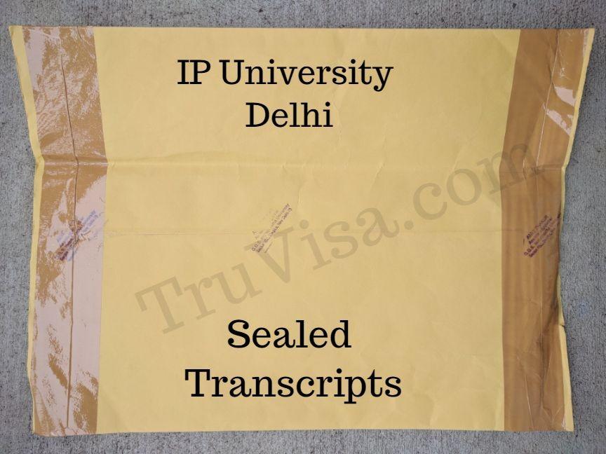 How To Get Transcript From Guru Gobind Singh Indraprastha