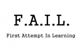 Failure is Just the Beginning