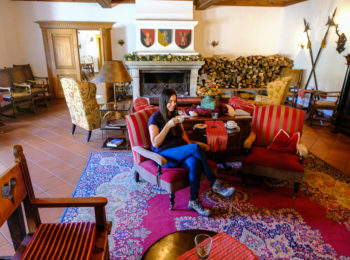 Sleeping in a castle in Franconian Switzerland, Germany – A royal experience from the middle ages