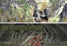 Slaughterday / Phantom Corporation – Split