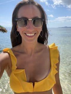 Honduras Las Palmas Selfie