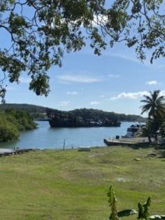 Honduras Shipwreck