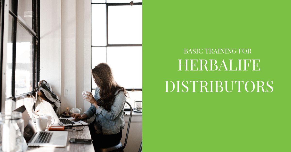Herbalife Basic Training