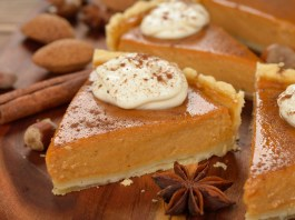 Clean and Lean Pumpkin Pie