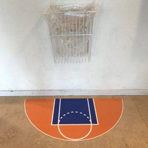Basketball gulvfolie