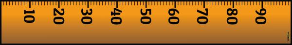 Orange lineal
