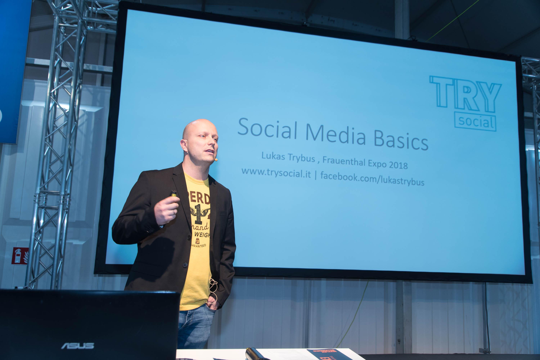 Frauenthal Expo   Social Media Vortrag & Partner