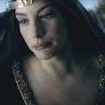 Arwen Mourning Gown