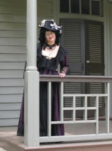 Trystan on the porch