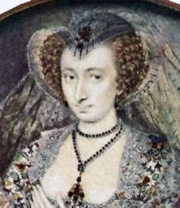 1605 - Unknown lady by Isaac Oliver (image source: Wikimedia Commons)