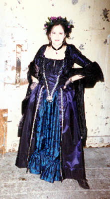 Trystan at the Faerie Tale Masquerade Ball, 1996