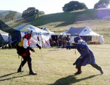 rapier duel