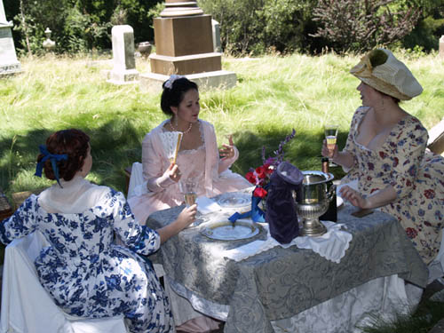 Lumieres picnic