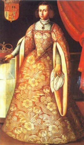 1490-1538 - Germaine de Foix, second wife of King Ferdinand II of Aragon (image source: Wikimedia Commons)