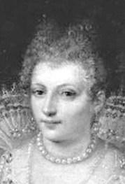 1590 portrait by Francesco Montemezzano